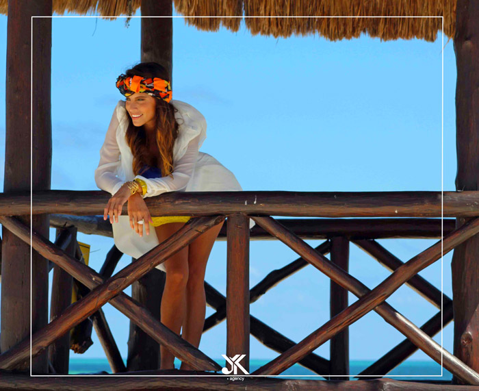 yk agency models in cancun