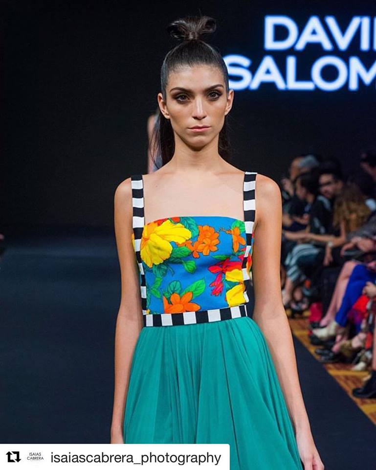 david salmon mbfwmx 2016 yk agency runway models agency in cancun