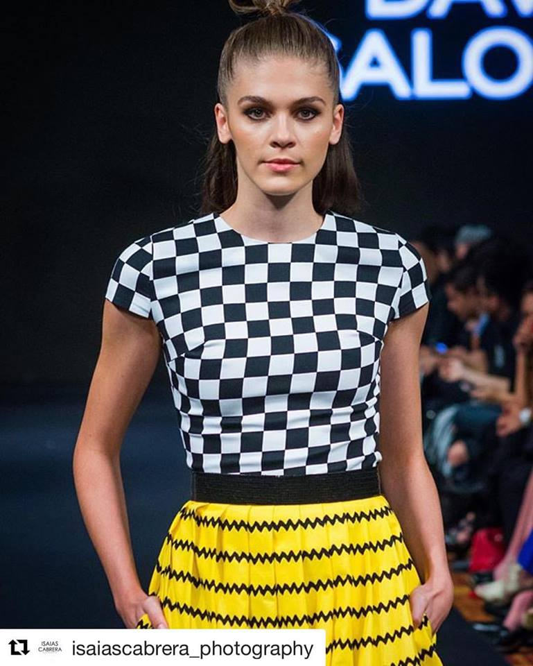 david salmon mbfwmx 2016 yk agency runway models agency in merida